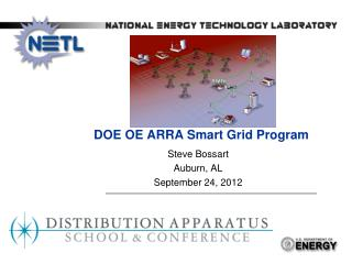 DOE OE ARRA Smart Grid Program
