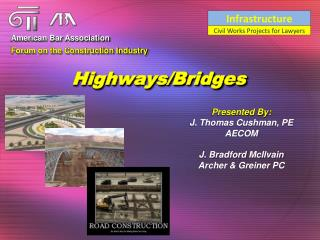 Highways/Bridges
