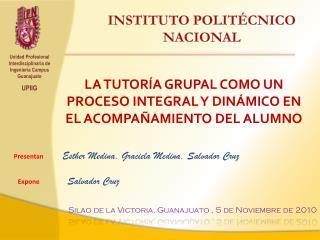 Instituto polit�cnico nacional