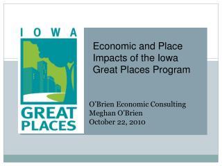 Iowa State University Retail Trade Analysis Program