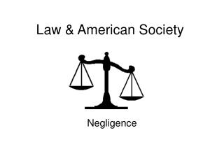 Law & American Society