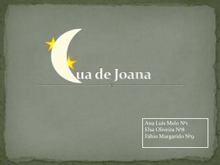 ua de Joana