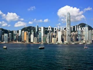 A place I like