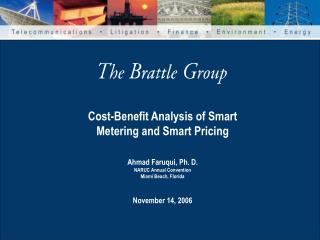 Cost-Benefit Analysis of Smart Metering and Smart Pricing