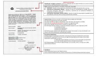 Título:  Confira se está conforme o orientado na Resolução 1.025/2009.