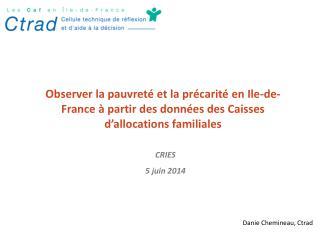 Danie  Chemineau,  Ctrad