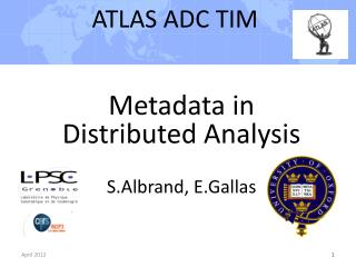 ATLAS ADC TIM