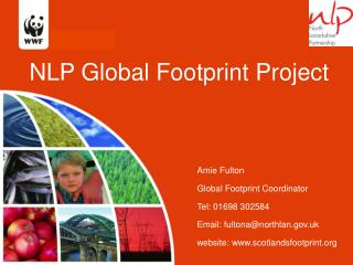 NLP Global Footprint Project