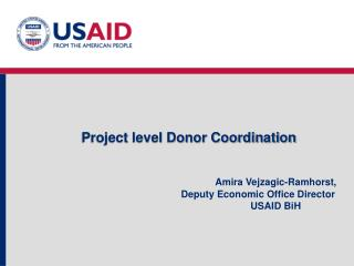 USAID Partnership with Sida