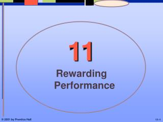 Rewarding Performance