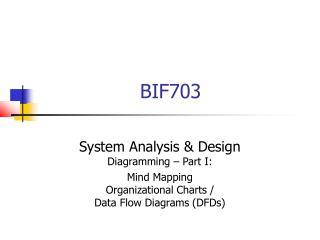 BIF703