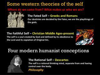 The Rational Self –  Descartes