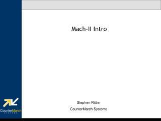 Macromedia MAX 2003