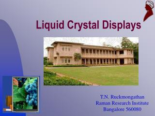 Liquid Crystal Displays