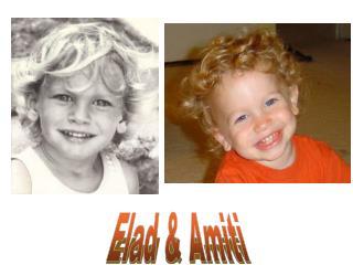 Elad & Amiti