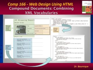 Compound Documents: Combining  XML Vocabularies