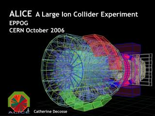 ALICE A Large Ion Collider Experiment EPPOG  CERN October 2006