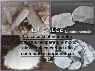 LA CALCE