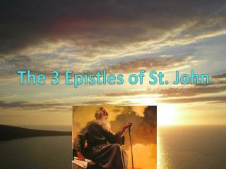 The 3 Epistles of St. John