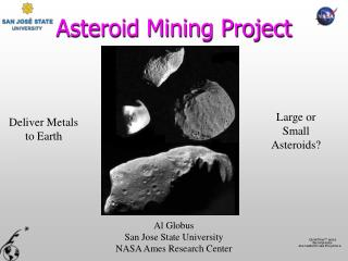 Asteroid Mining Project