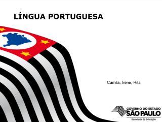 L�NGUA PORTUGUESA