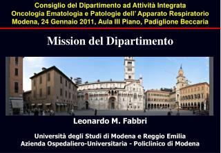 Leonardo M. Fabbri