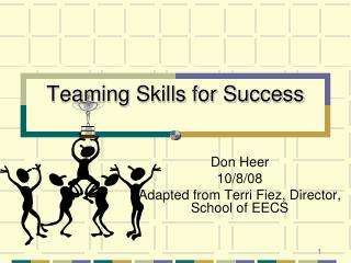 Teaming Skills for Success