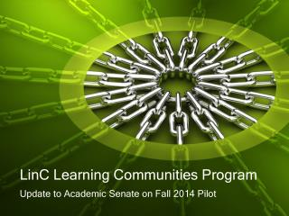 LinC  Learning  Communities Program