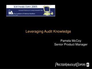 Leveraging Audit Knowledge