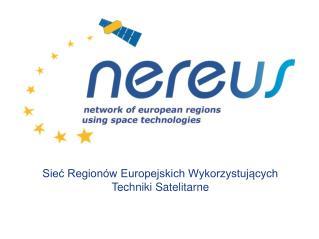 Sieć Regionów Europejskich Wykorzystujących Techniki Satelitarne