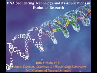 DNA Sequencing Technology and its Applications in Evolution Research