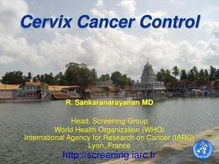 Cervix Cancer Control