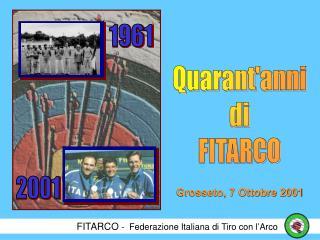 FITARCO -  Federazione Italiana di Tiro con l Arco