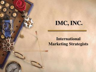 IMC, INC.