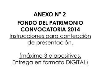 ANEXO N° 2