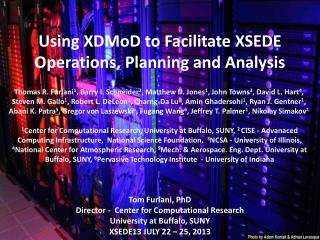 Using  XDMoD  to Facilitate XSEDE Operations, Planning and  Analysis