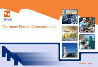 The Israel Electric Corporation Ltd.