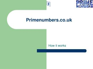 Primenumbers.co.uk