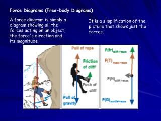 Force Diagrams (Free-body Diagrams)