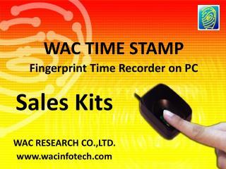 WAC TIME STAMP