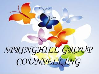 SPRINGHILL GROUP COUNSELLING - Foursquare