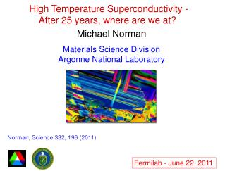 High Temperature Superconductivity - After 25 years, where are we at?