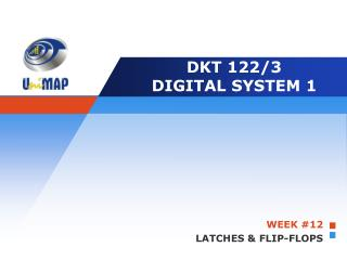 DKT 122/3 DIGITAL SYSTEM 1