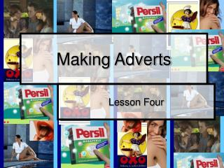 Making Adverts