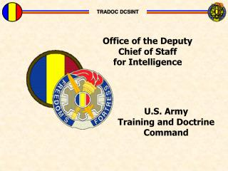 Office of the Deputy Chief of Staff for Intelligence