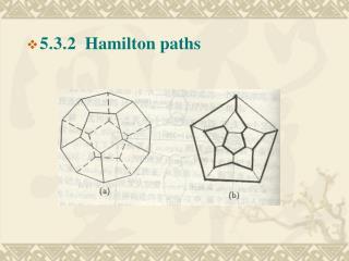 5 . 3 . 2 Hamilton paths