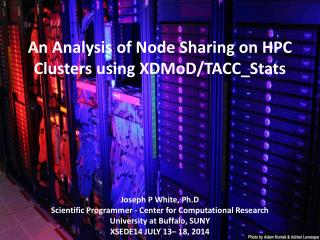 An Analysis of Node Sharing on HPC Clusters  using  XDMoD/ TACC_Stats