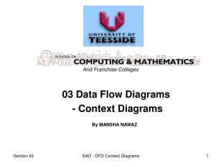 03 Data Flow Diagrams  - Context Diagrams