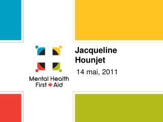 Jacqueline Hounjet