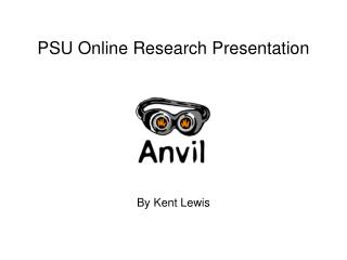 PSU Online Research Presentation